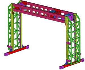 mechanical crane (OPH)